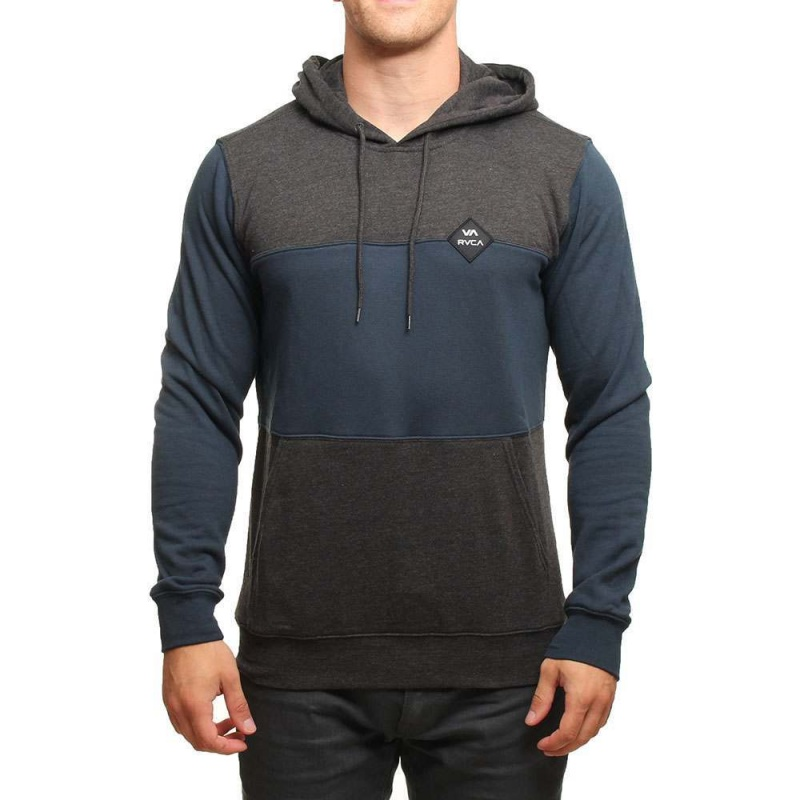 RVCA HARTFORD PULLOVER Midnight