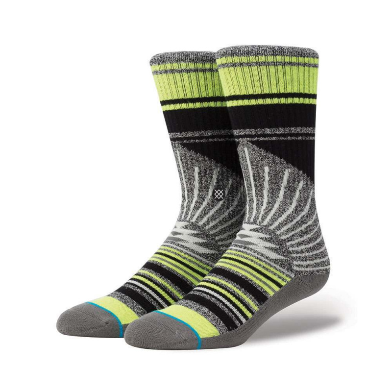 Stance Arecibo Socks Grey