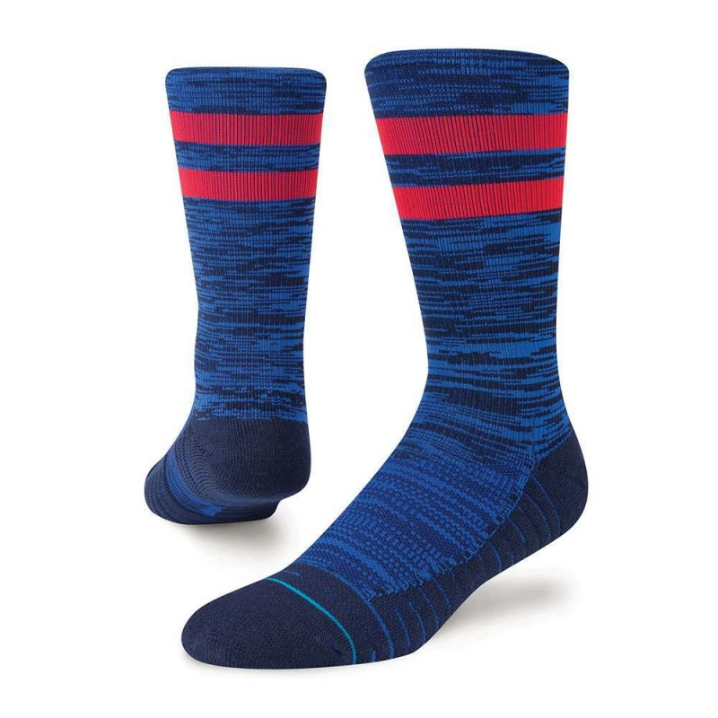 Stance Athletic Franchise Fusion Socks Blue