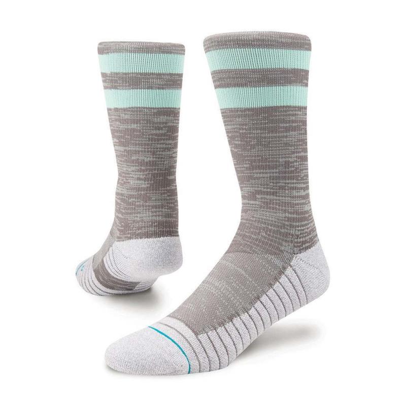 Stance Athletic Franchise Fusion Socks Grey
