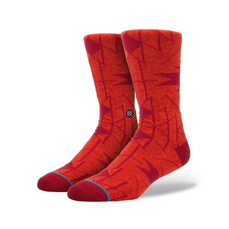 Stance Benbury Socks Red
