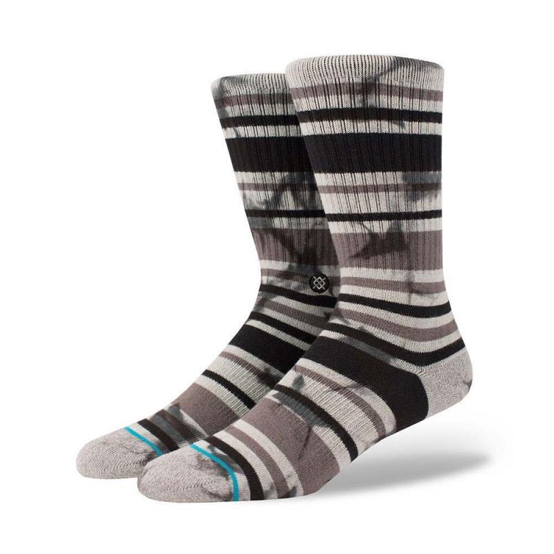 Stance Bleachers Socks Grey