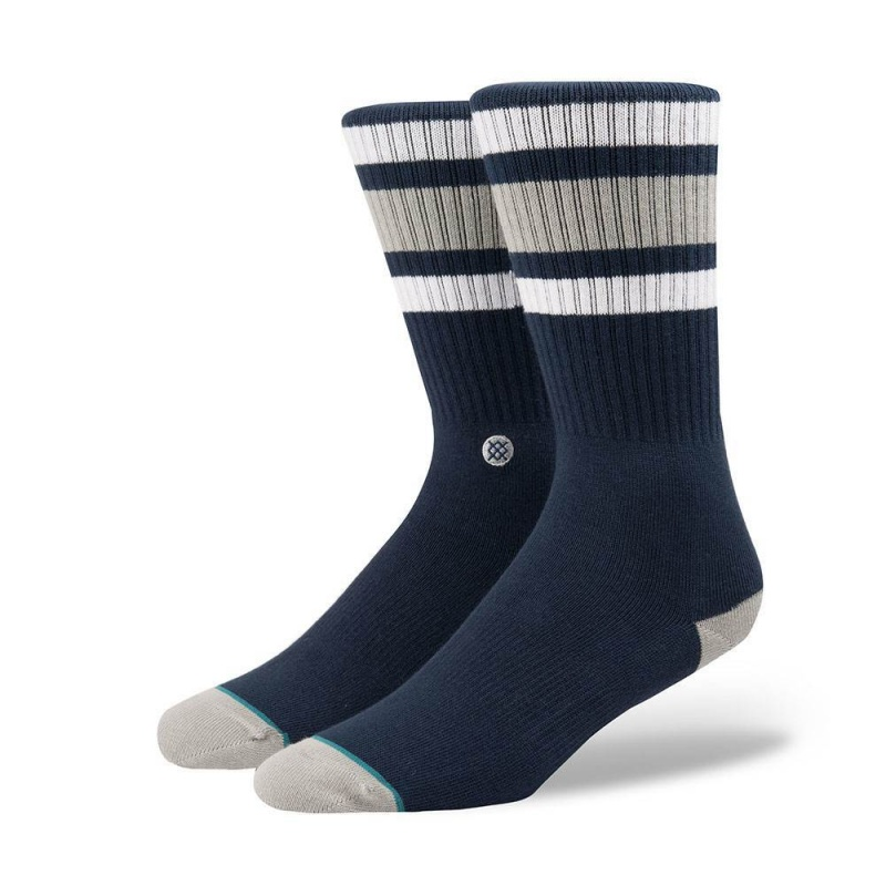 Stance Boyd 3 Socks Navy