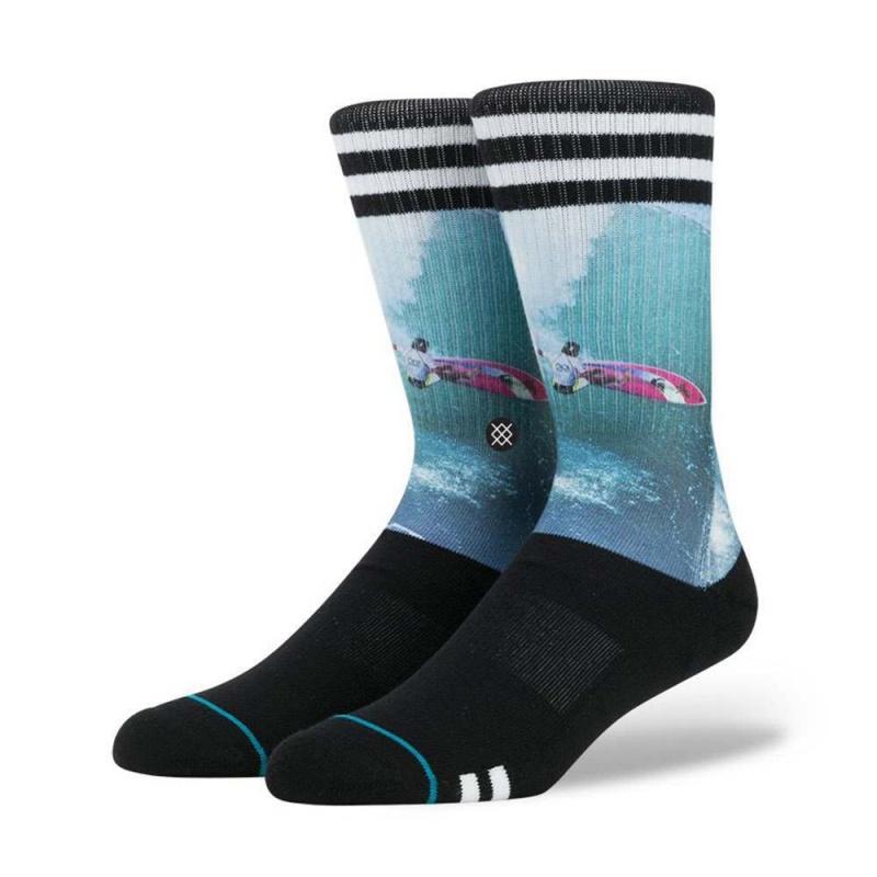 Stance Carrol Surf Legends Socks Black
