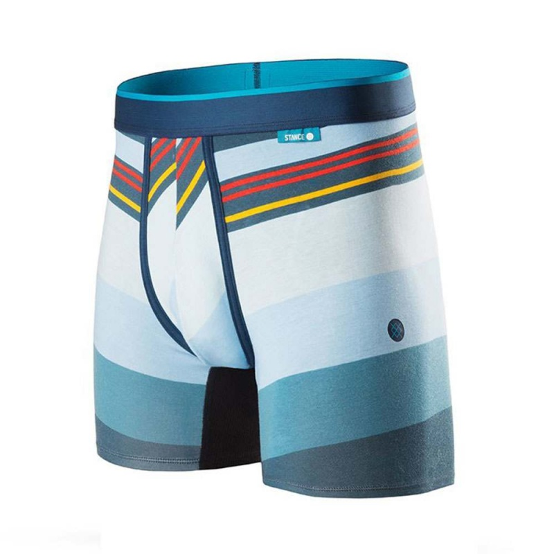 Stance Chamber Boxers Blue