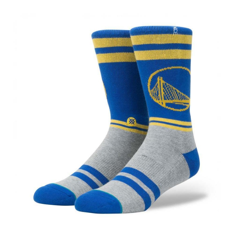 Stance City Gym Warriors Socks Blue