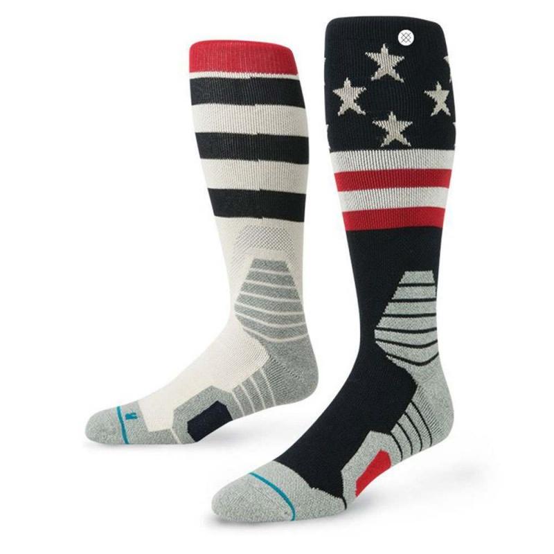 Stance Clawhammer Merino Snow Socks Navy