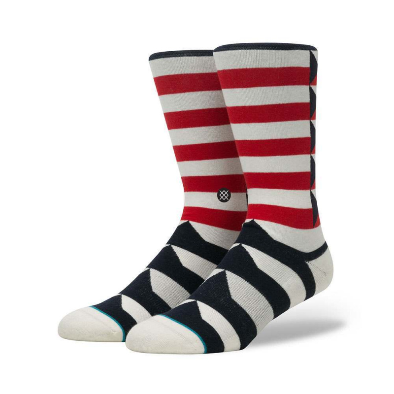 Stance Coney Socks Red
