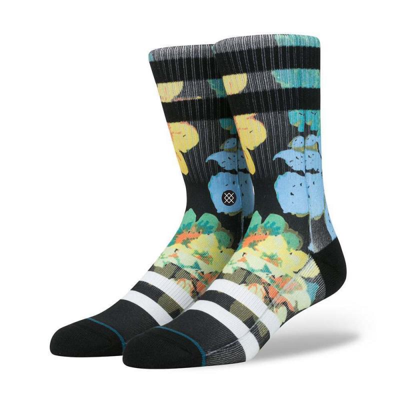 Stance Corsage Socks Black