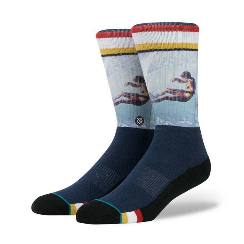 Stance Curren Surf Legends Socks Navy