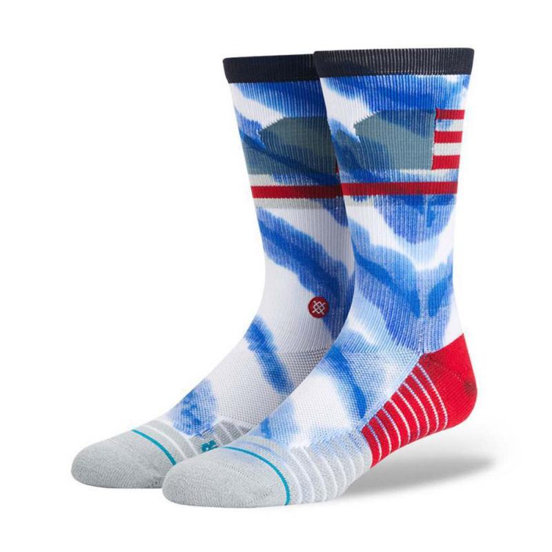 Stance Eagle Nest Fusion Socks Blue