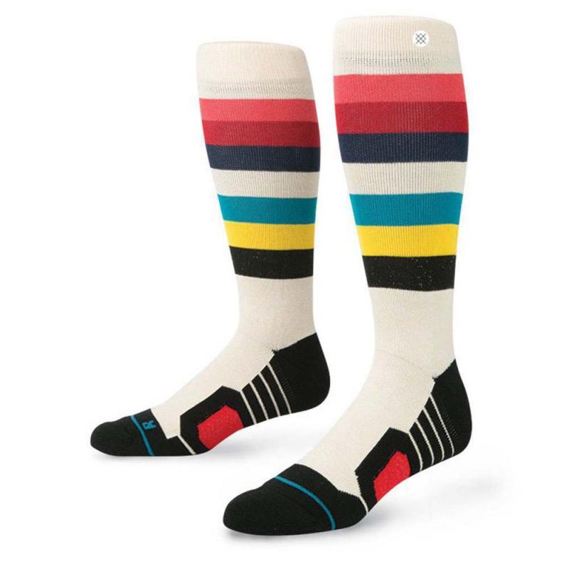 Stance Ellis Fusion Snow Socks Oatmeal