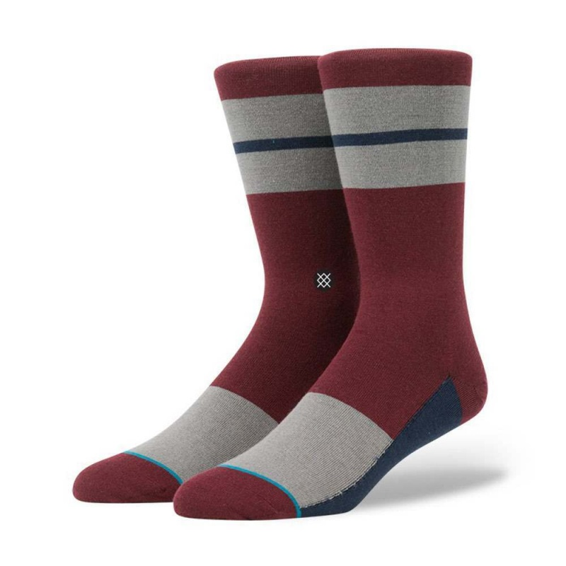Stance Fletching Socks Red