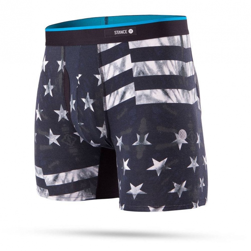 Stance Fourth Boxers Black
