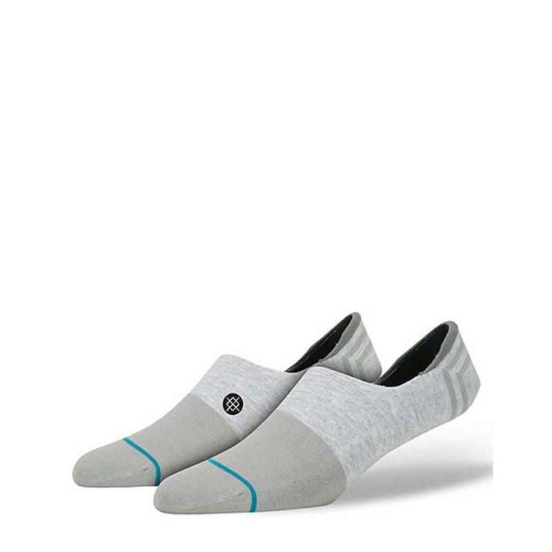 Stance Gamut 3 Pack Low Socks Grey