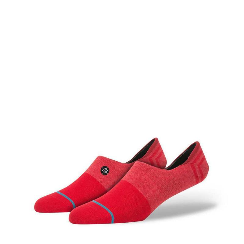 Stance Gamut Socks Red