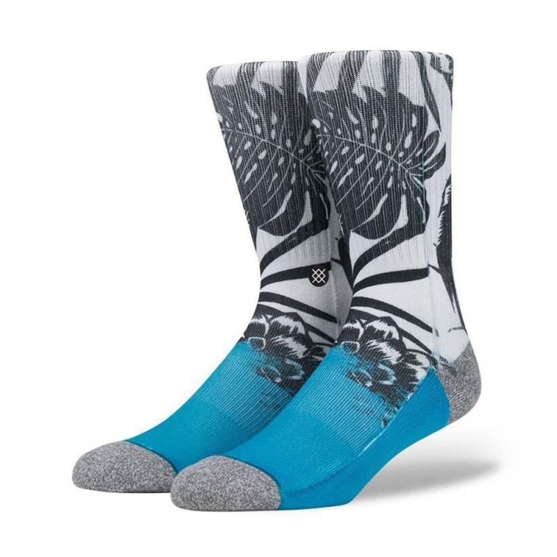 Stance Grainy Socks White