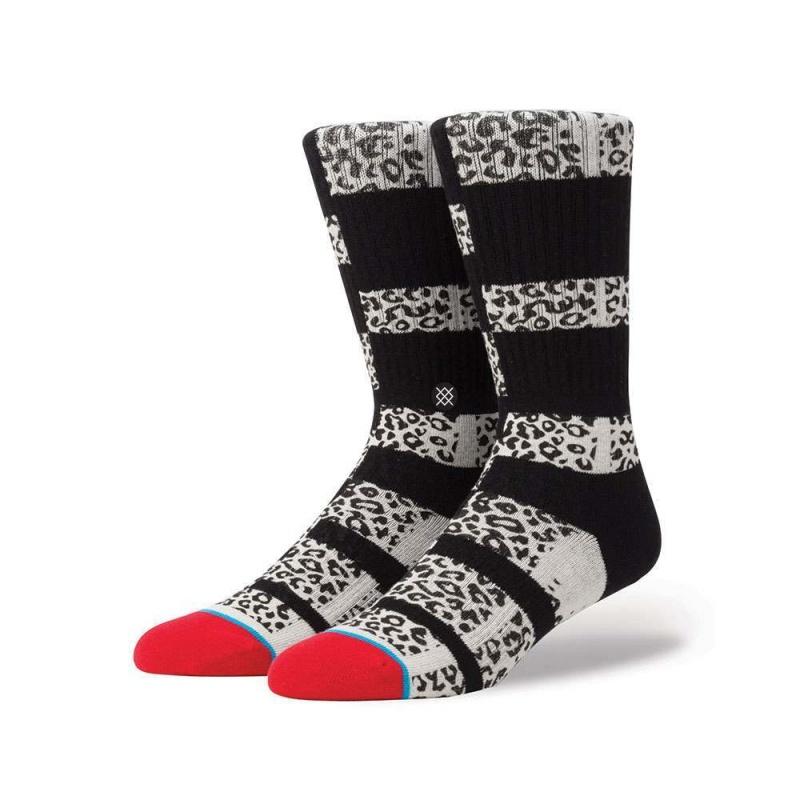Stance Halftime Socks Black