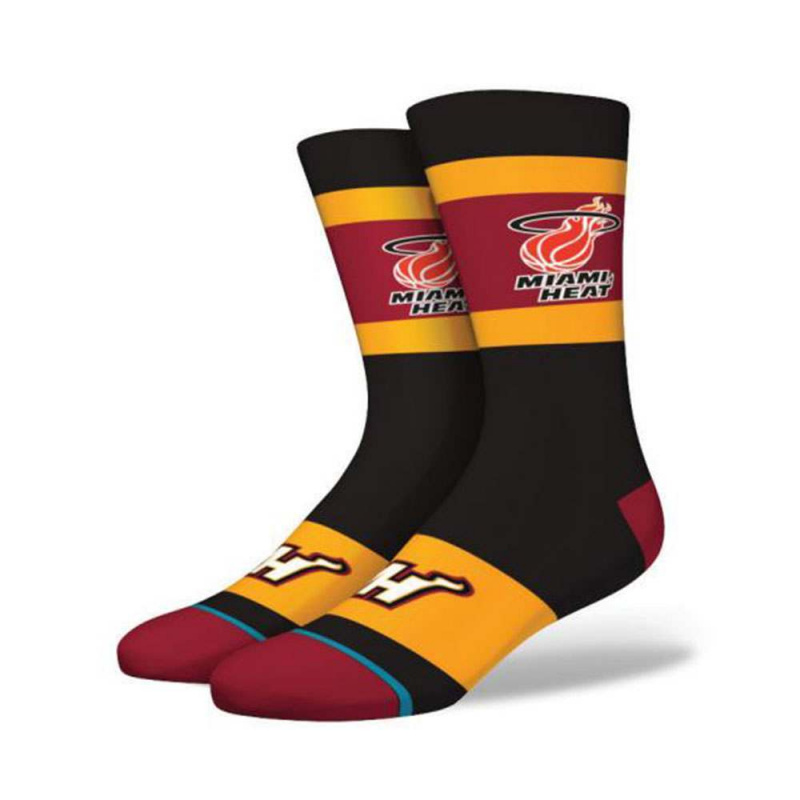 Stance Heat 2 Socks Black
