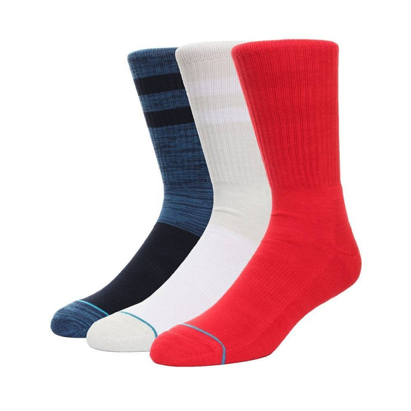 Stance Holiday Solids Gift Box 3 Pack Socks