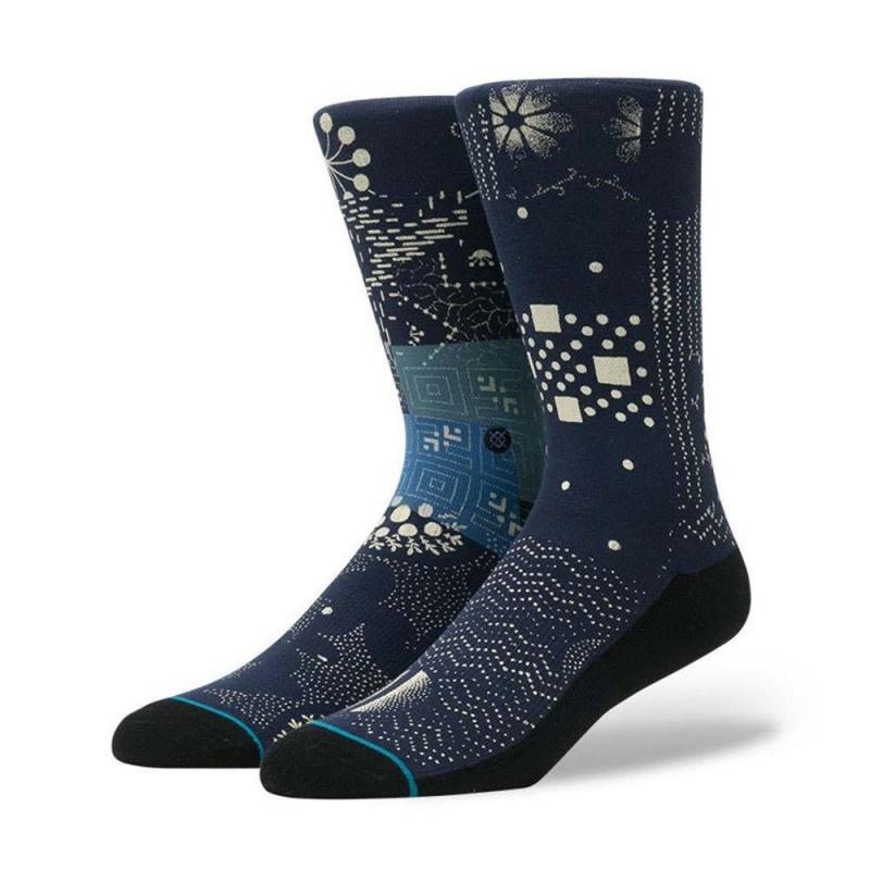 Stance Indikon Socks Blue