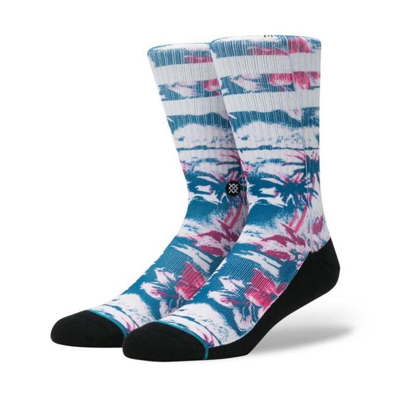 Stance Leeward Socks Turquoise