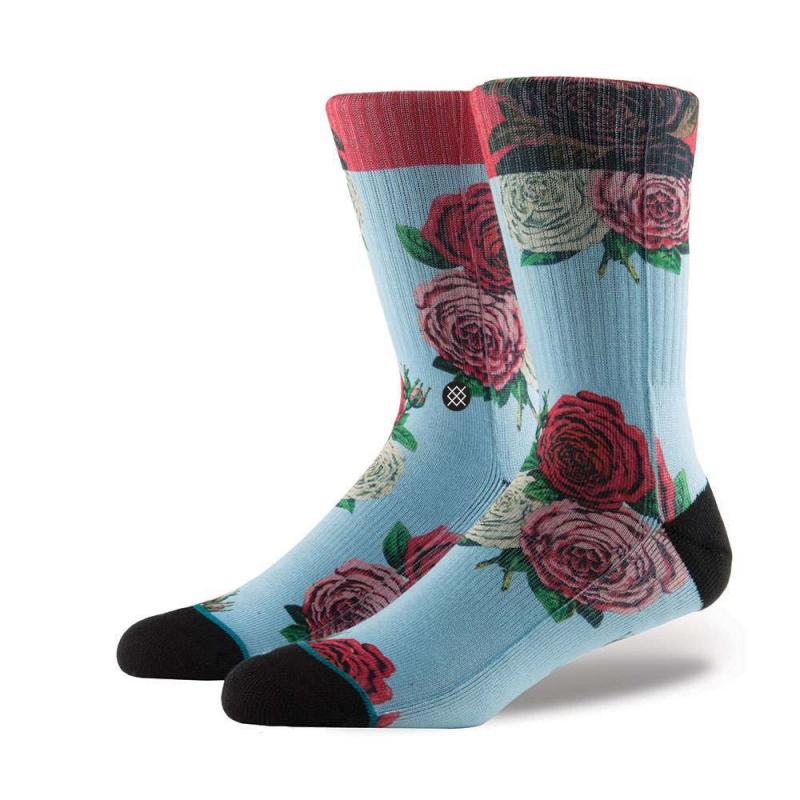 Stance Libertine Rose X Libertine Socks Multi