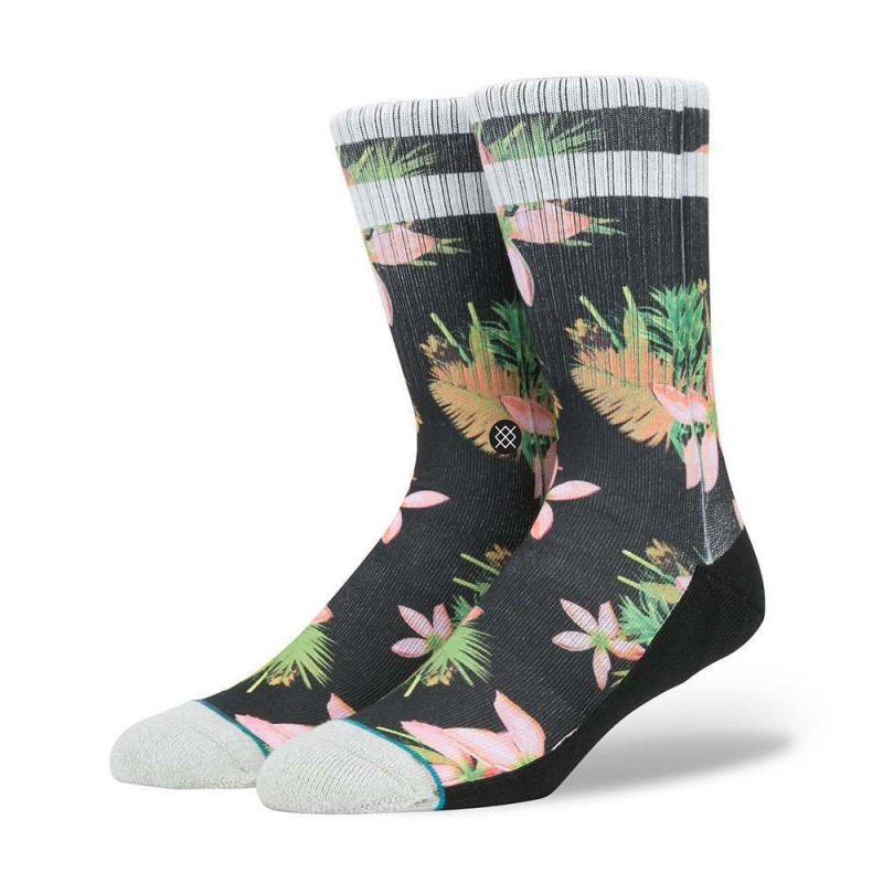 Stance Lundy Socks Black