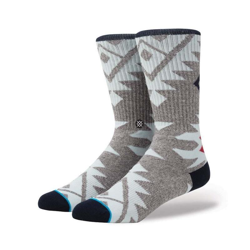 Stance Muchacho Socks Grey Heather