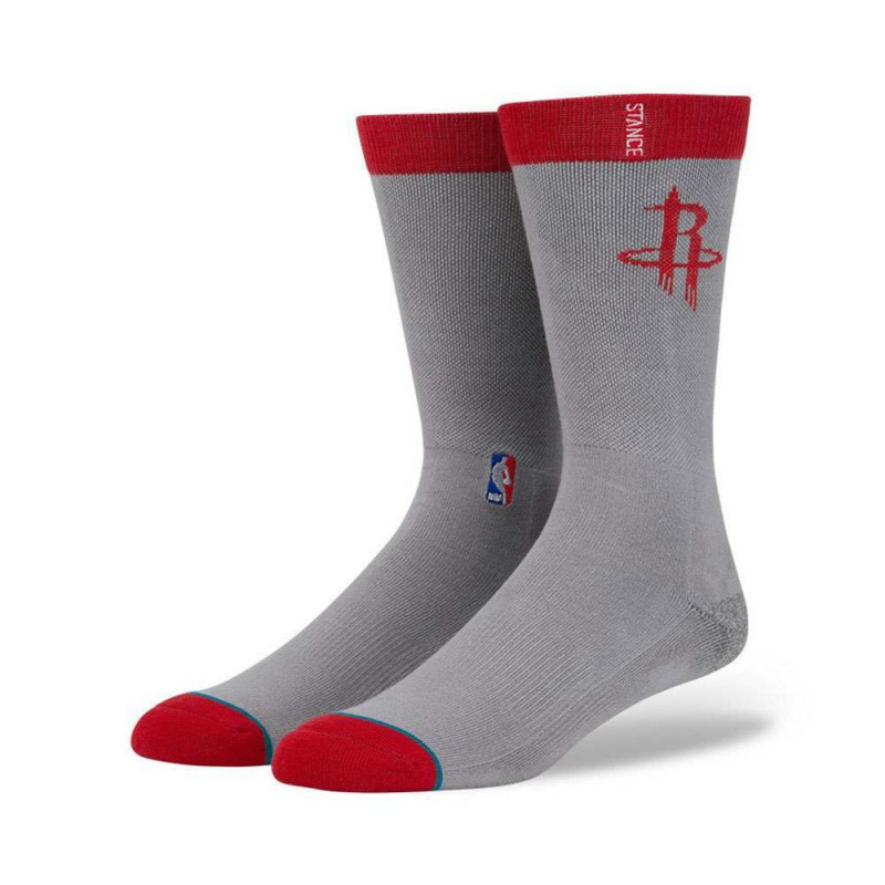 Stance NBA Houston Rockets Arena Logo Socks