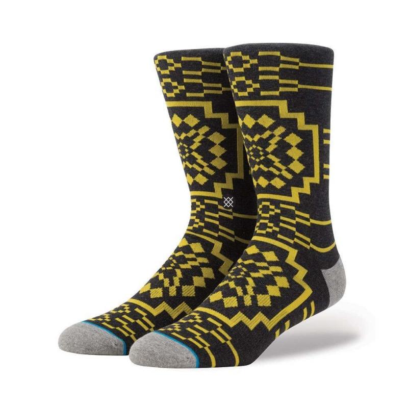 Stance Nectar Socks Charcoal