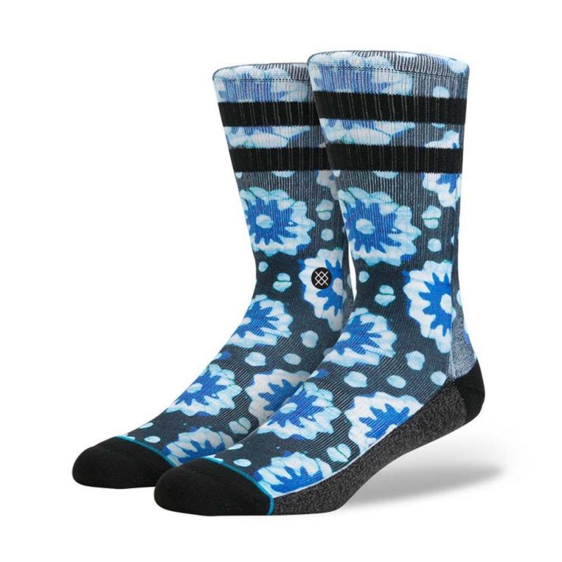 Stance Noir Socks Blue