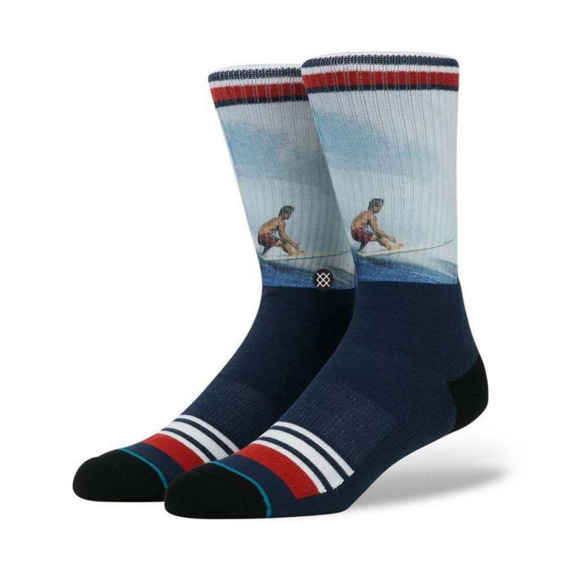 Stance Occy Surf Legends Socks Navy