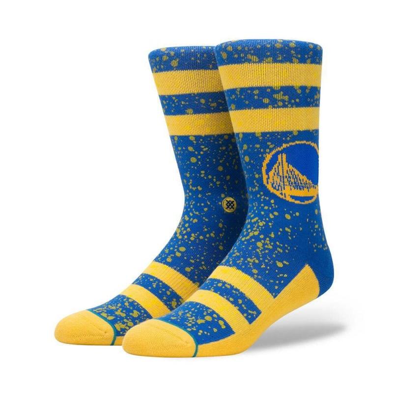 Stance Overspray Warrirors Socks Blue