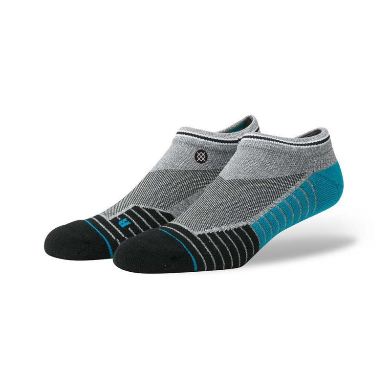 Stance Richter Low Fusion Socks Grey