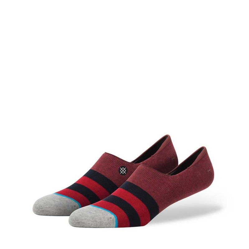 Stance Sadelow Low Socks Red