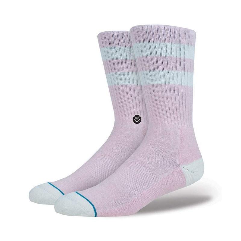 Stance Salty Socks Pink