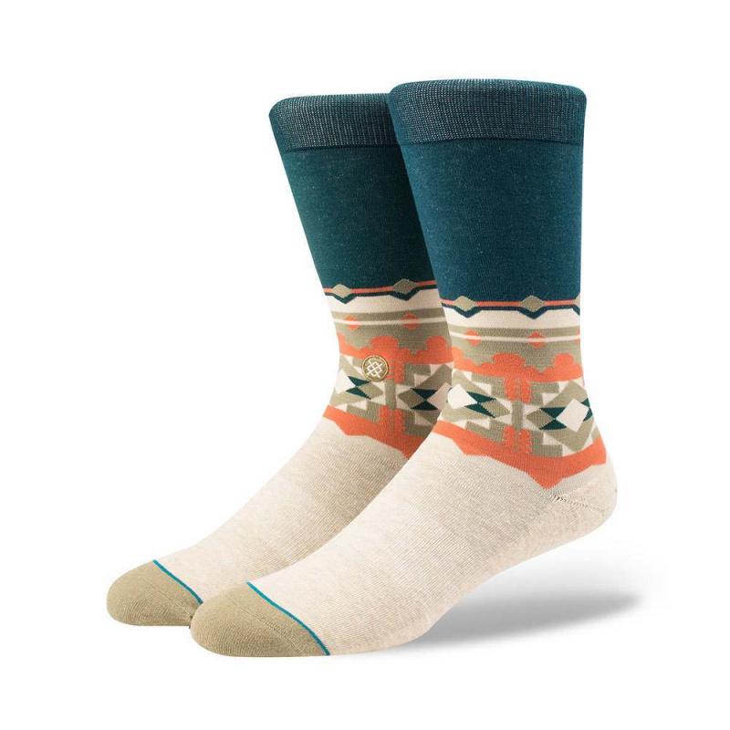 Stance Sinaloa Socks Khaki