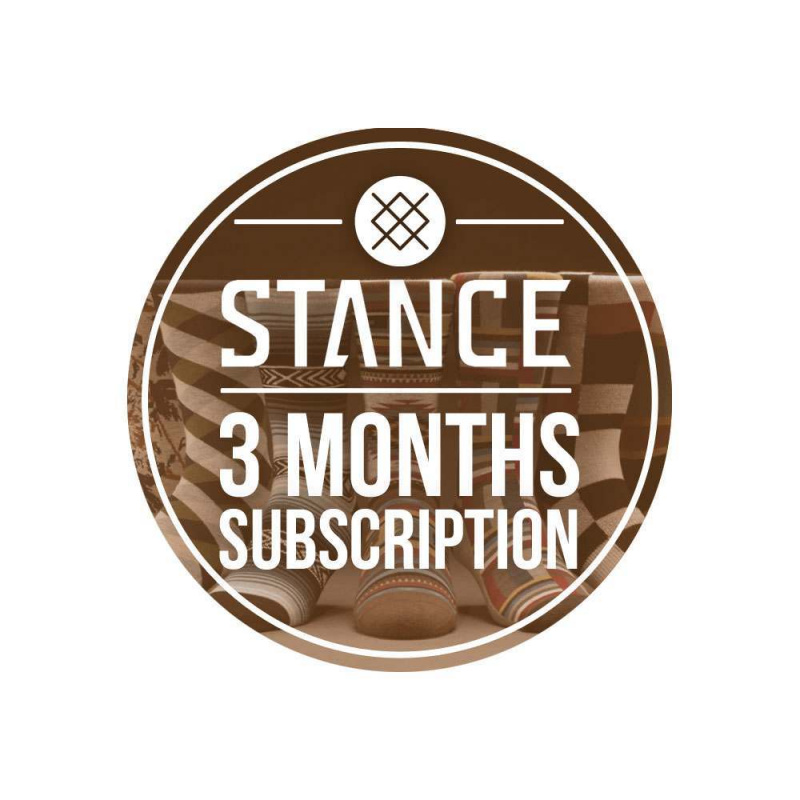 STANCE SOCKS 3 MONTHS MYSTERY SUBSCRIPTION