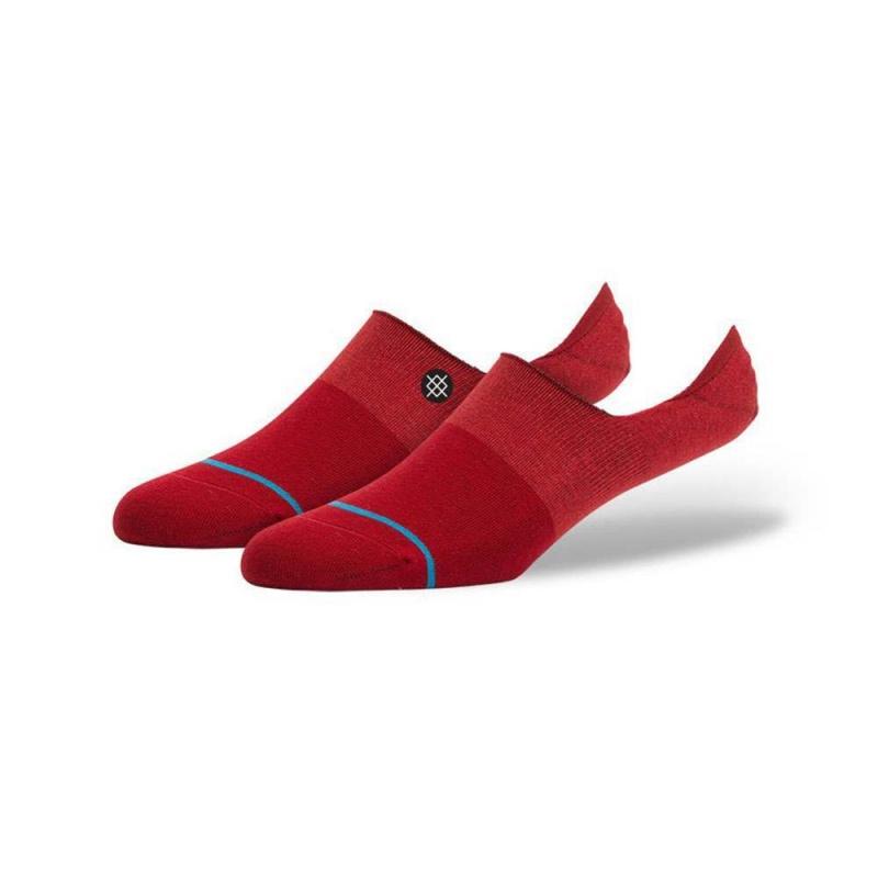 Stance Spectrum Super Socks Red