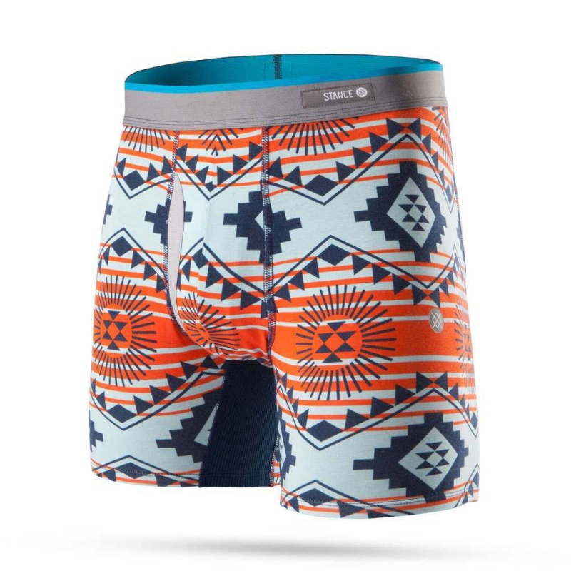 Stance Sunburst Boxers Red