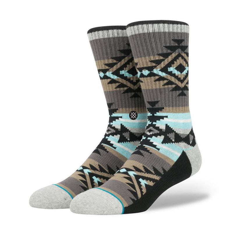 Stance Table Mountain Socks Black