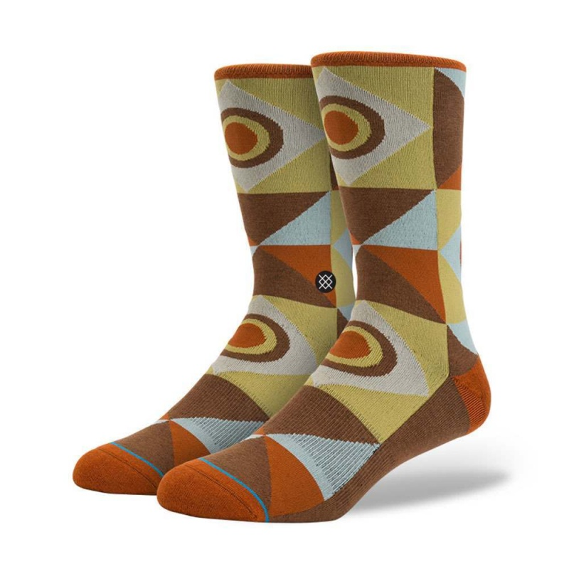 Stance Targett Socks Orange