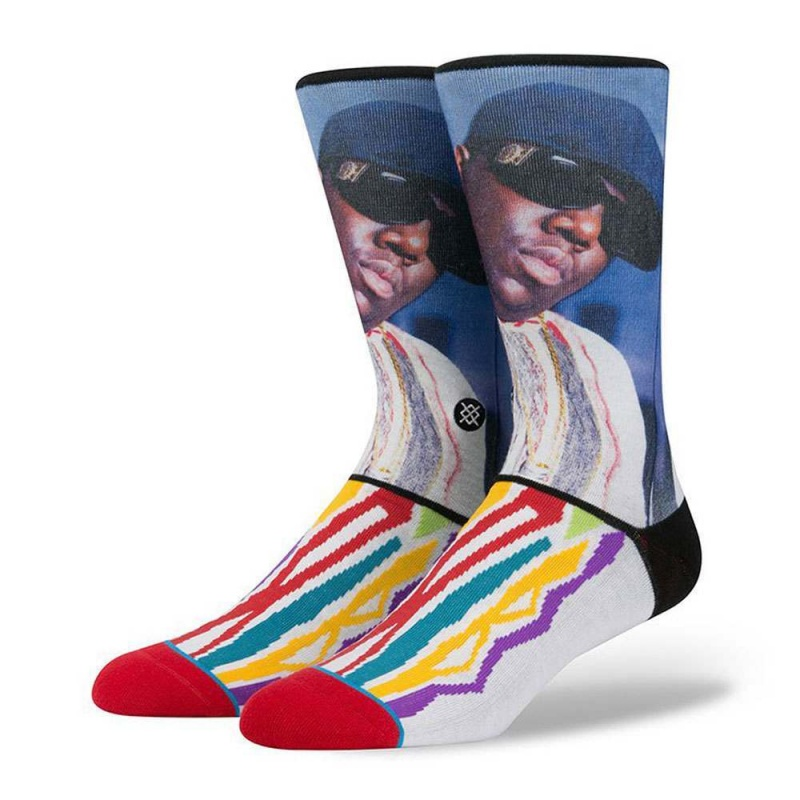 Stance The Illest X Notorious BIG Socks Multi