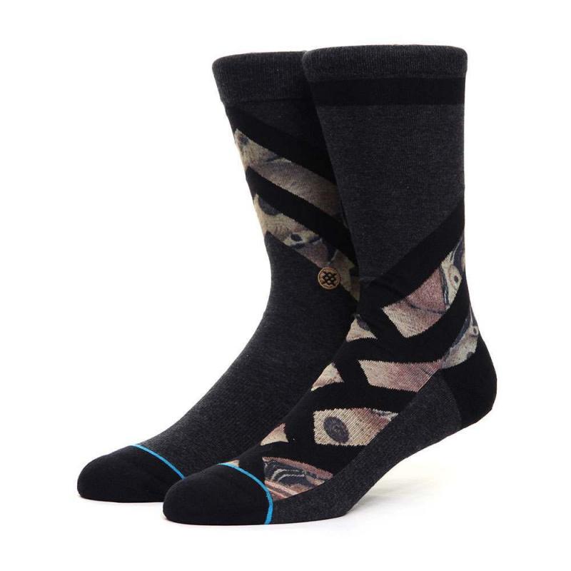 Stance The Standard Socks Black