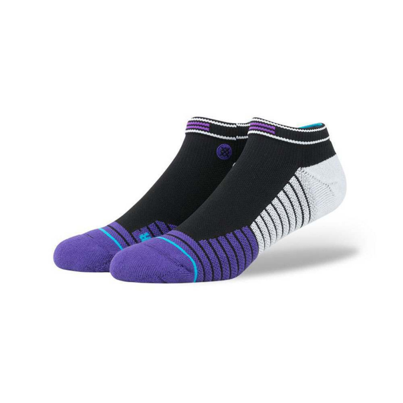 Stance Tome Point Low Fusion Socks Purple