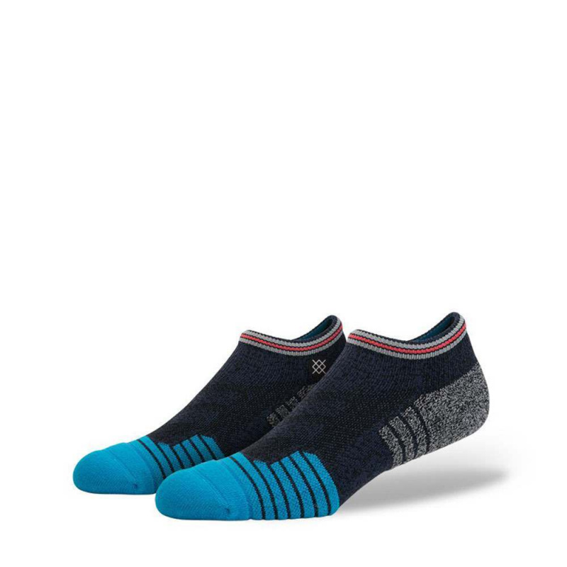 Stance Tour Low Fusion Socks Navy