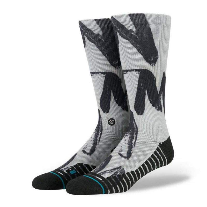 Stance Uncommon Fusion Socks Grey