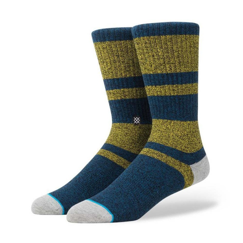 Stance Uncommon Solids El Cap Socks Navy