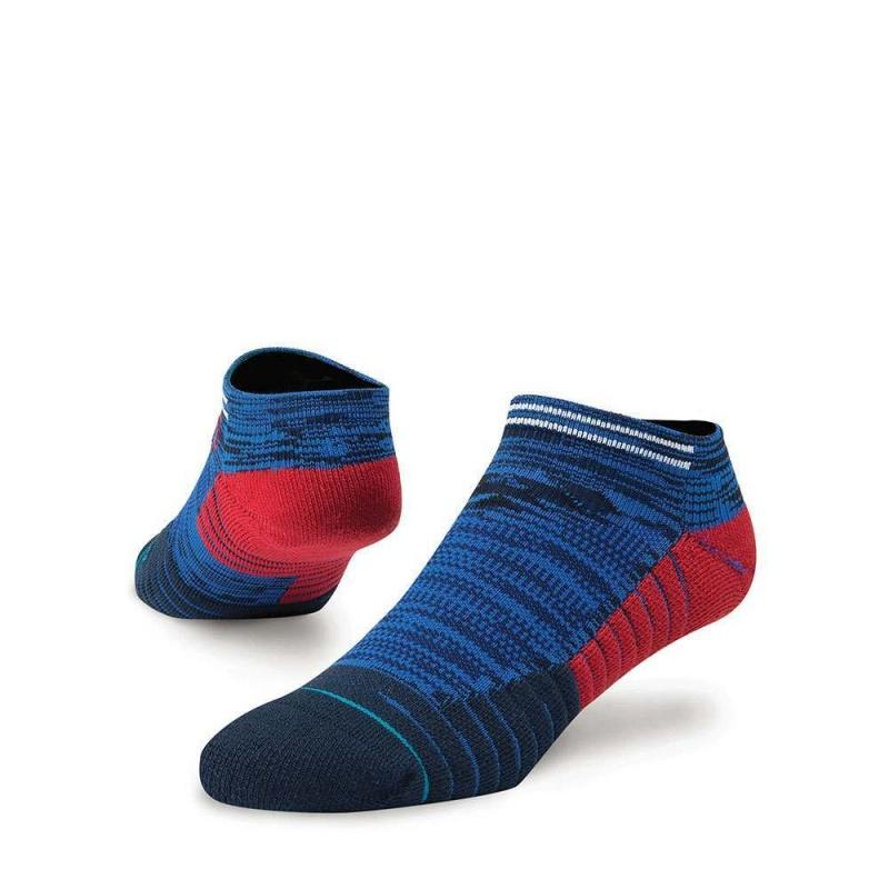 Stance Wilde Fusion Low Socks Blue